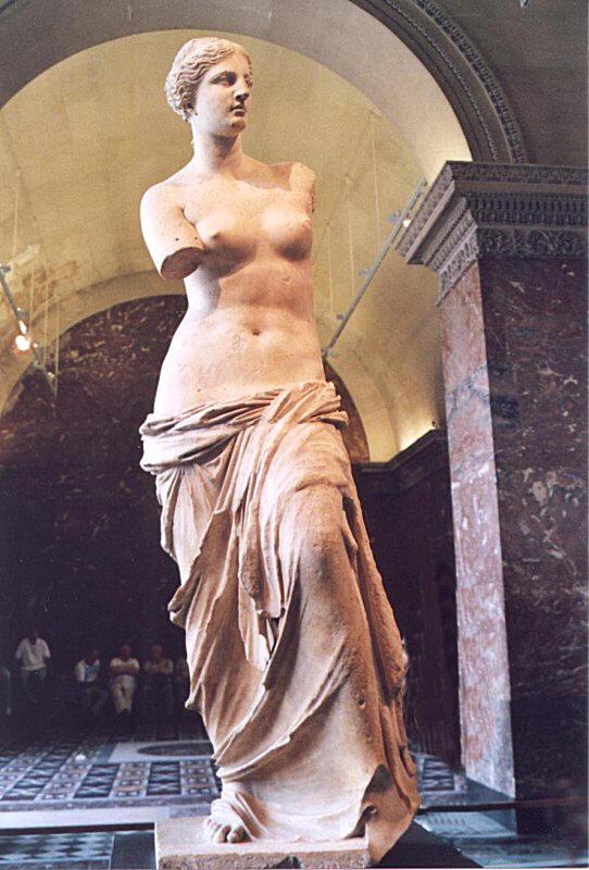 Venere di Milo (Louvre)