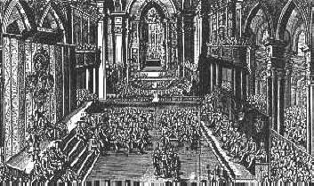 Cattedrale di Palermo incisione del Bova 1