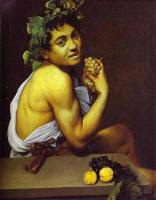 Caravaggio - Bacchino malato