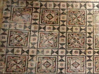 Sala Mosaico a riguadri
