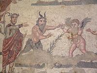 Vestibolo di Eros e Pan